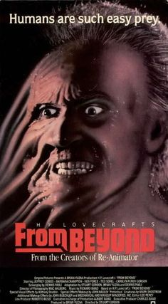 THE ALCHEMIST Movie Poster Horror VHS Big Box Rare
