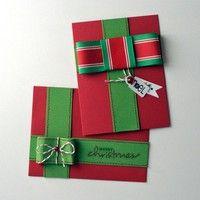 Christmas present cards
