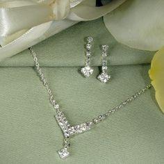 nice silver jewelry, silver  earrings, silver necklace