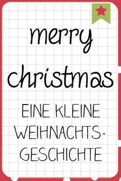 Vorlage für ein kleines Faltbüchlein. 15 minuten Weihnachten Minibuch gefaltet - free printable for christmas