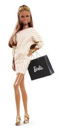 Barbie Collector The Barbie Look Collection: City Shopper African-American Doll