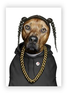 Famous Faces by Takkoda : Snoop Dogg
