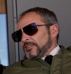 4c42135beb0e Fernando Guillén Cuervo wearing Boris Becker 4804C sunglasses sunglasses in  Quantum of Solace James Bond