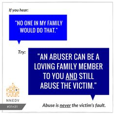 Abuse is often hidden. Abusers can have typical relationships with other family members - and still abuse their partners. Verbal Abuse, Emotional Abuse, Shadow Of The Almighty, Abusive Relationship, Narcissistic Abuse, The More You Know, Domestic Violence, Healthy Relationships, Helping Others
