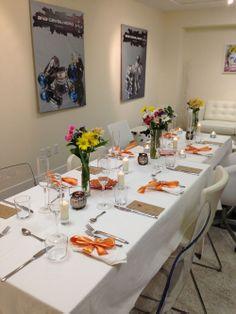 Special dinner with special clients at the studio.  ACJ Jewelry studio www.anacavalheiro.com #gems, #jewelry studio #jewelry displays # jewelry inspiration # jewelry tools