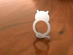 The cat by CATARINOjewels on Etsy, €35.00