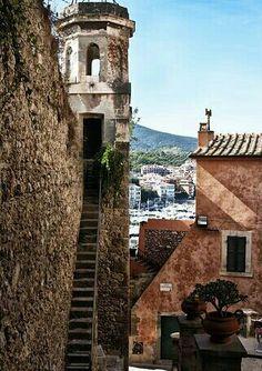 Porto Ercole, Argentario, Grosseto, Tuscany