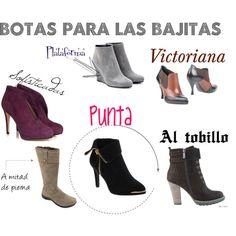 """""""Botas para las mujeres bajitas"""" by clubdelasdiosas on Polyvore"""