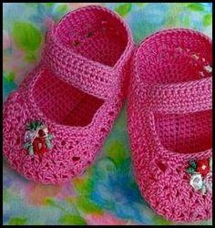 Ideas para el hogar: Moda para niñas en crochet