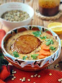 A szerencsehozó lencsefőzelék is a klasszikus újévi ételek sorába tartozik. A népi hiedelem szerint azért kell ... Hungarian Recipes, Hungarian Food, Chipotle Chicken, Thai Red Curry, Yummy Food, Beef, Dishes, Ethnic Recipes, Desserts