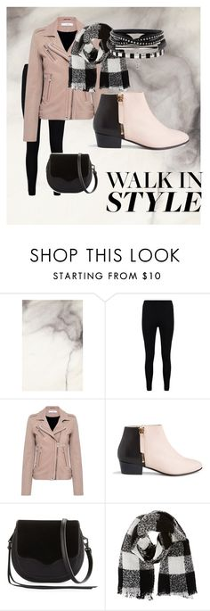 """""""Chelsea boots"""" by rozlynjanine ❤ liked on Polyvore featuring DENY Designs, Boohoo, IRO, Nine to Five, Rebecca Minkoff and Barneys New York"""