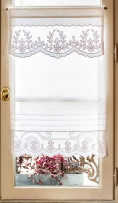 : Brise bise Blanc Modèle APT 35x70 cm