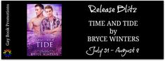 New Release - Time and Tide: A Changing Tides Novel Book 2 by Bryce Winters #giveaway