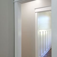 Wall and Ceiling Color throughout except Powder and upstairs Bath Paint Color SW 7015 Repose Gray