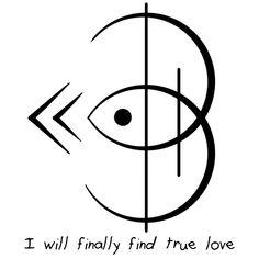 """Sigil Athenaeum - """"I will finally find true love"""" sigil requested..."""