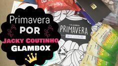GLAMBOX MÊS DE AGOSTO 2015 + CAIXINHA PRIMAVERA