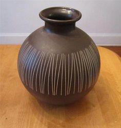 Mid Century Modern Royal Haeger Vase by Larry Laslo $29.99 on ebay