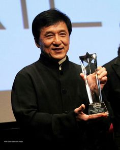 Jackie Chan of the Rush Hour movie franchise