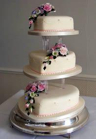 Wedding Cakes - Classic