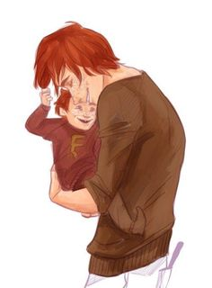 Fred and George, together again <3