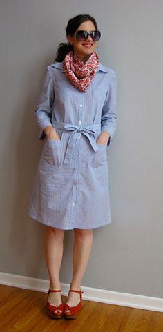 Lisette Traveler Dress, Simplicity 2246, In fact, all the Lisette patterns