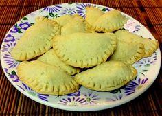 Cozinhando sem Glúten: Pastéis assados da Gi