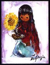 """"""" Sunflower Maiden """""""