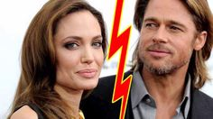 Angelina says Brad  is scared