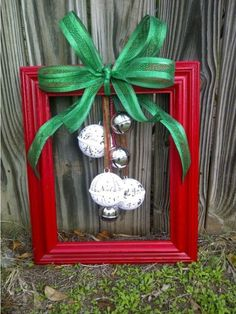 diy repurposed picture frame upcycle