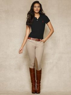 cute navy blue polos for teenage girls - Google Search