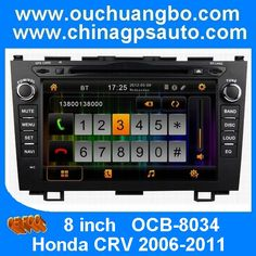 Ouchuangbo Car Radio GPS DVD Player For Honda CRV 2006-2011 http://www.ouchuangbo.com/en/ProItem.aspx?id=1053&classlist=106.113.