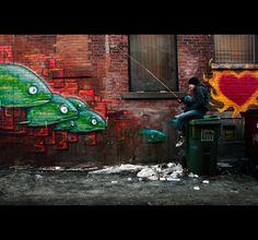 Street art Julien Coquelin