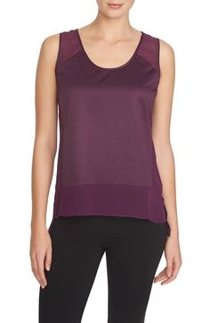 1.STATE Contrast Hem Tank available at #Nordstrom