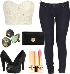 """""""Untitled #311"""" by essynce21 on Polyvore"""