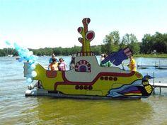Boat Parade Float Ideas for Pinterest