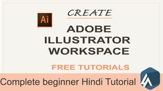 Namaskaar Dosto, is video mein maine #Adobe illustrator me Workspace customize karne ki puri jankari di hai yeh ek beginner tutorial hai i hope yeh tutorial aapko pasand aayegi.