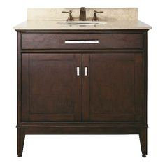 "36"" bathroom vanities 