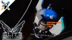 Elite Dangerous VR - Passenger mission to Haritanis (part 2)