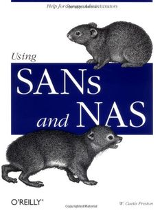 Bestseller Books Online Using SANs and NAS W. Curtis Preston $19.77  - http://www.ebooknetworking.net/books_detail-0596001533.html