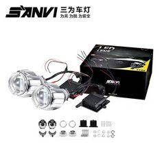 110.00$  Buy here - http://ali70z.shopchina.info/1/go.php?t=32801117321 - Guangzhou Auto Light High Quality 5500k 6000k Car LED Headlight Bi Xenon Projector Lens Bi LED Projector Lens Lamp 110.00$ #shopstyle