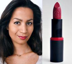 essence long lasting lipstick on the catwalk