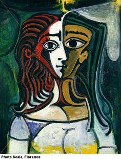 ♥ Jacqueline ♥ 1960 Pablo Picasso
