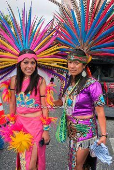Aztec Feather Tree