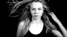 EB models Julie Alice, via YouTube.