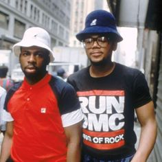 Jam Master Jay & DMC