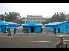 ▶ The Surreal and Very Real DMZ-Walking Into North Korea (With DMZ Facts/Figures) - YouTube