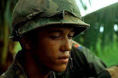 """the60sbazaar: """" American soldier in Vietnam (1968) """""""