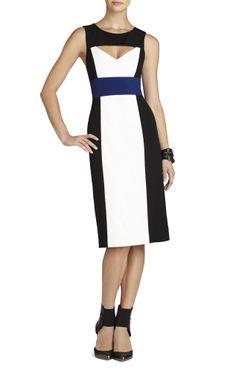 Call me crazy or did B. Davis wear this exact dress?!?