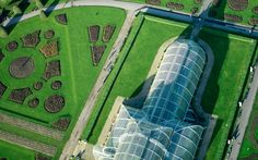 Britain From Above: Month by Month by Jason Hawkes | The Palm House