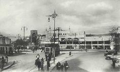 Taksim Meydanı (1930'lu yıllar) #istanbul #Beyoğlu